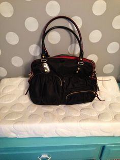 MZ Wallace Kate Diaper Bag