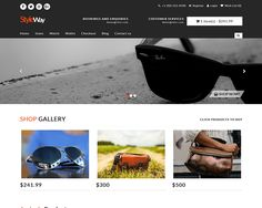 Free Download This Fashion #eCommerce Website Template  #WebTemplate #Website #HTML5 #CSS3 #UI #UX