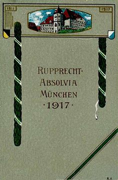 Absolvia Rupprecht-Realschule München 1917