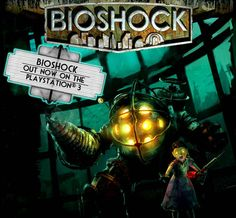 Alone in Rapture: why vulnerability was Bioshock's greatest strength Bioshock, Game App, Alone, Vulnerability, Strength, App Design, Playstation, Check, Application Design