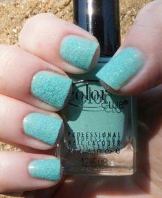 Beautiful nails with green velvet flower Mint-Velvet-Nails. Black Velvet, Green Velvet, Cheap Makeup Online, Velvet Nails, Little Corner, Nail Blog, Pretty Designs, Nail Arts, Nail Designs
