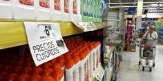 Instalarán chips en las cajas de supermercados para controlar los precios