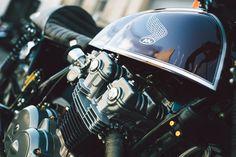 1981 Honda CB900F cafe racer by SDG Moto