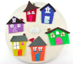 Little Mouse Flannel Board Story, Pre school, Quiet Activity Toys, Felt Learning, Librarian Gift, Felt Learning Toys, Educational Felt Toys