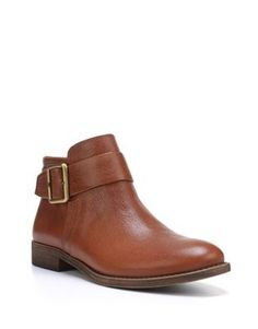 Holmes Leather Ankle Boots