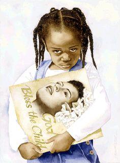 African American Woman Praying - Shutterstock