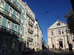 Arquitectura, azulejos, Lisboa