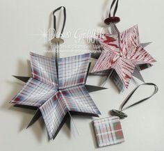 Pop up ornament