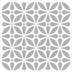 Art Stencil Kaleidoscope 6 x 6 - Save 15%
