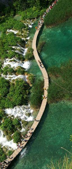 Plitvice Lakes, Croatia Copyright: Martin Picka