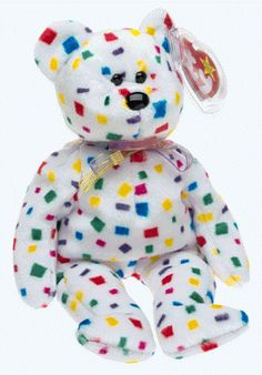 78dce6c0df58f TY2K the Bear Beanie Baby (Retired) Types Of Beanies