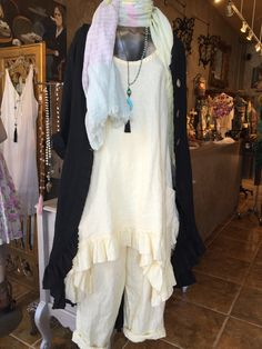 Hearts Desire Tamara's Vieux Carre' Tamara, Layered Fashion, Romantic Outfit, Beautiful Things, Artsy, Bohemian, Textiles, Fashion Outfits, Sewing