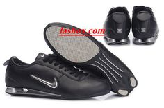 low priced b20a4 17f7a chaussures nike shox r3 electro dorure homme noir argent www.lashox.com  Mens Nike