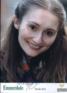 Born: 1972 in Yorkshire ~ Kate McGregor is an English actress best known for her role as shop keeper Emily Kirk in ITV's Emmerdale. She played the role from 1999–2005, at which point she took maternity leave and returned to the show in October 2006.