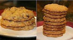 Galletas de Chia con avena, super nutritivas y sin harina!