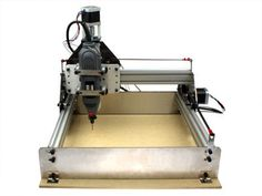 Shapeoko DIY CNC 3- (X, Y, Z) machine.  $225.00 Mechanical Kit (requires you provide electronics to function) $599.00 Full Kit - 110V (everything you need for a working machine).    Project at http://www.shapeoko.com