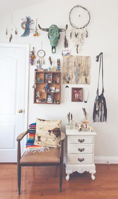 Dressing 'room'