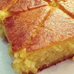ΜΑΓΕΙΡΙΚΗ ΚΑΙ ΣΥΝΤΑΓΕΣ: Σάμαλι πολίτικο !!! Greek Sweets, Greek Desserts, Greek Recipes, Desert Recipes, Party Desserts, Cookbook Recipes, Sweets Recipes, Baking Recipes, Greek Cake