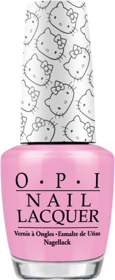 Hello Kitty by OPI | Look at My Bow!
