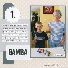 Cindy deRosier: My Creative Life: 43 New-to-Me... #1 Bamba