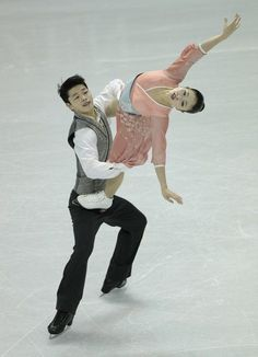 Maia Shibutani / Alex Shibutani(USA) : World Figure Skating Championships 2013 in London(CANADA)