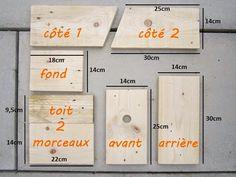 Fabriquer un nichoir à mésanges12.5.15EXTERIEUR, RECUP' PALETTE2 commentsEditFabriquer un nichoir à mésanges