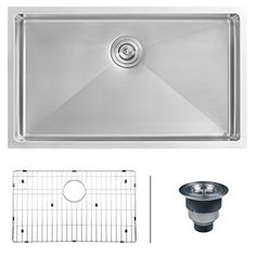 "Ruvati RVH7400 Undermount 16 Gauge 32"" Kitchen Sink Singl... https://www.amazon.com/dp/B007DQ1Y90/ref=cm_sw_r_pi_dp_x_dB7FybK9C1EW0"