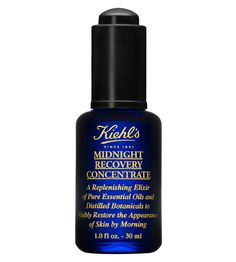 Midnight Recovery Concentrate - really helpful. oil texture but amazingly helpful with my oily-combination skin. 1.0 fl. oz bottle lastes for 11 months...