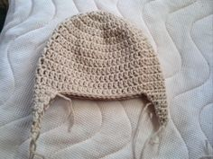 ベビー用カギ針編み「ワンちゃんお帽子」の編み方|Crochet and Me かぎ針編みの編み図と編み方                                                                                                                                                                                 もっと見る