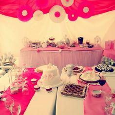 Comunion ideas, mesas de dulces