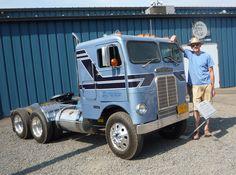 1956 cab over engine trucks for sale Best Pickup Truck, 6x6 Truck, Old Pickup Trucks, Big Rig Trucks, Mini Trucks, New Trucks, Trucks For Sale, Cool Trucks, Customised Trucks