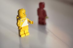 LEGO classic space minifigures
