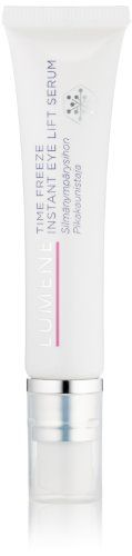 Lumene Time Freeze Instant Eye Lift Serum, 0.5 Fluid Ounce  //Price: $ & FREE Shipping //     #hair #curles #style #haircare #shampoo #makeup #elixir