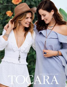 Tocara, Inc. - Live your style. Love your life. Spring Summer 2018, White Dress, Platform, Celebrities, Magazines, Join, Author, Live, Digital