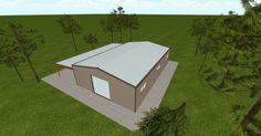 Cool 3D #marketing http://ift.tt/2vi72nT #barn #workshop #greenhouse #garage #roofing #DIY