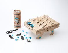 Construction Craft Toy [MAKEDO Freeplay Range]