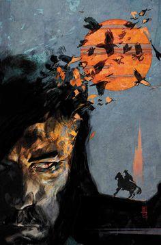 The Gunslinger - The Man in Black #1 Alex Maleev *