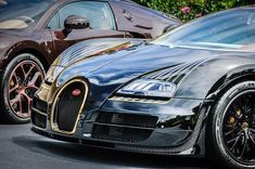 Bugatti Legend - Veyron Special Edition - Car Images by Jill Reger