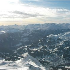 view from Rothorn, Lenzerheide (Switzerland) ... almost my second home!