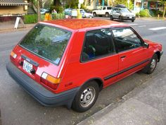 Documenting and celebrating the forgotten daily drivers and automotive workhorses of Portland, Oregon Corolla Twincam, Toyota Corolla, Toyota Starlet, Ae86, Cars And Motorcycles, Classic Cars, Vehicles, Google Search, Japan