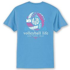 11bd2485d4d861 Volleyball Shirts from VolleyTraveler.com