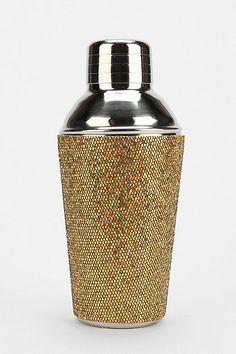 Glitter Cocktail Shaker