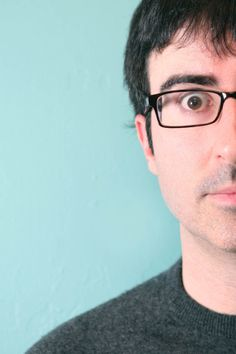 Comedian and Daily Show Correspondent John Oliver filmed at NYU Skirball Center, March 10-12, 2012