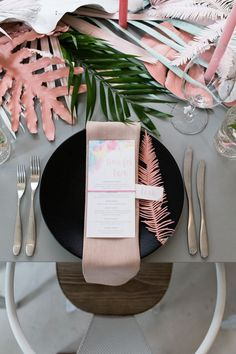 ideas for party themes tropical table settings Festa Party, Luau Party, Decoration Evenementielle, Flamingo Party, Partys, Event Decor, Wedding Table, Wedding Ceremony, Party Time