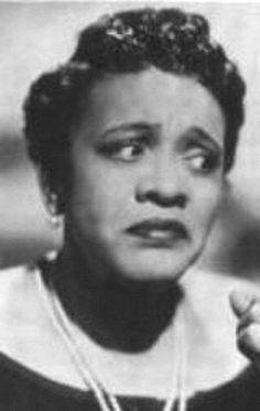 Moms Mabley, comedian more than funny
