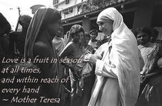 """""""Mother Teresa was not a friend of the poor. She was a friend of poverty. She said that suffering was a gift from God. She spent her life by Antonella Fanelli Mother Teresa Biography, Mother Teresa Quotes, Quotes By Famous People, Famous Quotes, Belly Dancing Classes, We Are The World, Blessed Mother, Life Is An Adventure, Motivation Inspiration"""