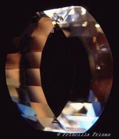 Swarovski's new VIEW crystal prism (in collection)