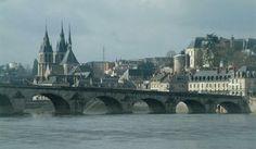 Château de Blois. La Loire.