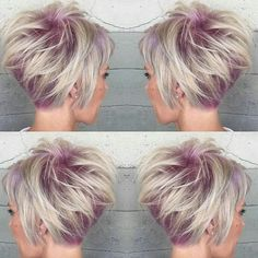 Hair Color Styles for Short Hair