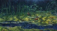 Ponds 池塘 by Kuo,Hsin-i